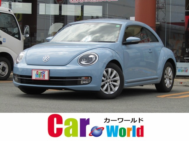 ナビTV ETC DVD キーrス付きザ・ビートル☆車検R4/1 6ヶ月5000km保証付き☆カーライフをサポートさせて頂きます。アフターサービスも安心してお任せ下さい。