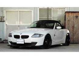 BMW Z4 ロードスター2.5i ナビ/ETC/キ-レス/社外マフラー/19AW