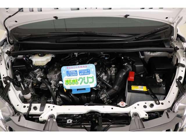 【整備】未然に故障を防ぐ為、ご納車前に必ず点検整備を実施。エンジンオイル&エレメントも交換します。国家資格を取得した整備士が、責任を持って整備させていただきます。(現車確認、店頭納車が必須となります)