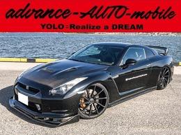 日産 GT-R 3.8 プレミアムエディション 4WD 新品エアサス/エアトレックス/22インチAW
