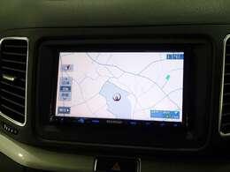社外SDナビ CD/DVD Bluetooth接続 フルセグ
