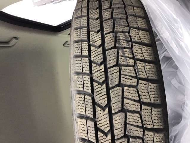タイヤの残り溝