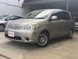 トヨタ ラウム 1.5 Cパッケージ 新品タイヤ 片側パワスラ 社外アルミ