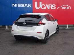 100%電気自動車の『リーフ』の62kWhが入庫致しました^^
