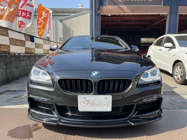 この度は、BMW640iグランクーペMスポーツPKGをご覧頂きまして、誠にりがとうございます。是非、最後までご覧下さいませ。