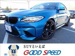 BMW M2クーペ M2 クーペ メーカーナビ レザーシート