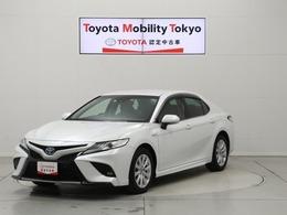 トヨタ カムリ 2.5 WS TSS-P 純正SDナビ 走行14千K 車検整備付