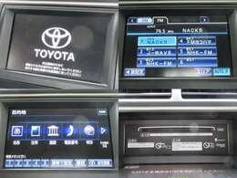お出掛けに嬉しい、メーカー純正HDDナビ付きです♪DVDビデオ再生機能・音楽録音機能・AUX/USB/Bluetooth接続機能も装備しております♪