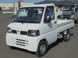 日産 クリッパートラック 660 SD ・5速マニュアル