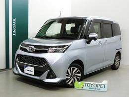 トヨタ タンク タンク カスタムG S 純正ナビ
