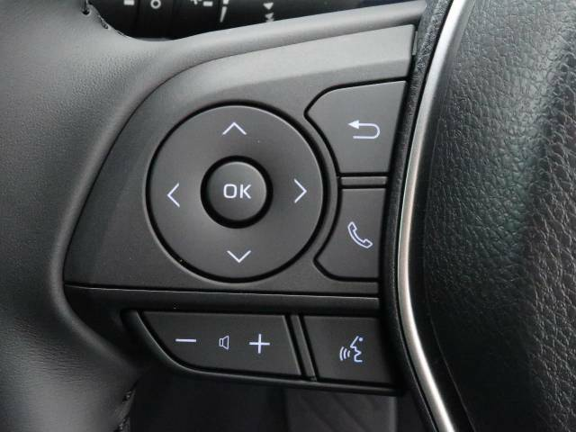 【ステアリングオーディオスイッチ付】オーディオやナビと連動させればハンドル内での操作が可能に☆より快適なドライブをお楽しみいただけます!!