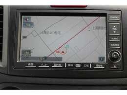 社外HDDナビ搭載車!!ナビ起動までの時間と地図検索する速度がはやく、初めての道でも安心・快適なドライブをサポートします!!
