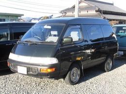 トヨタ タウンエース 4ドア2.2DT 4WD エアコン パワステ アルミ