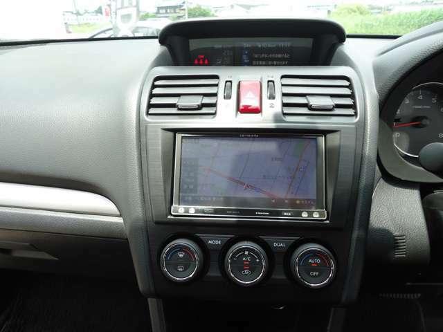 車内を適温に保ってくれる心強い装備、オートエアコン。車内温度を設定すると、風量を自動で調節してくれます。