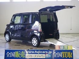 ホンダ N-BOX+ 660 G Lパッケージ 車いす仕様車 4WD 福祉車両 衝突軽減ブレーキ ナビ Bモニター