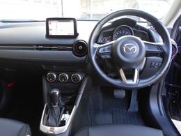 CX-3はシンプルな造りで、難しい操作がないので、初めてお車を購入される方でも安心です(^^)♪