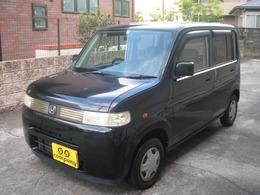 ホンダ ザッツ 660 キーレスETC記録簿黒色車検令和4年8月