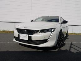 プジョー 508 GT ブルーHDi ディーゼルターボ フルパッケージ ナッパレザーシート