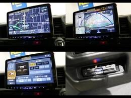 こちらも大人気カスタムALPINEBIGX11インチナビ搭載!ダブルゾーン対応!ETC完備済み!バックカメラ&PVMも出力加工で安心ですね!