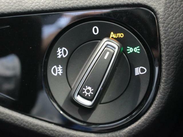 大変便利なオートライト装備!