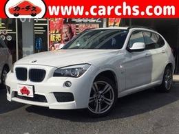 BMW X1 sドライブ 18i Mスポーツパッケージ スマートキー/ディスチャージ/純正18AW