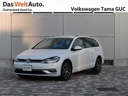 フォルクスワーゲン ゴルフヴァリアント TSI ハイライン テック エディション 認定中古車