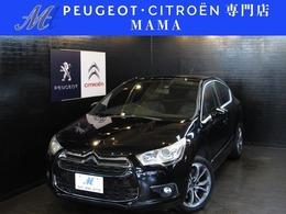 シトロエン DS4 スポーツシック Peugeot&Citroenプロショップ 6速MT