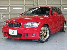 BMW 1シリーズ 130i Mスポーツ 純正ナビ 本革 BBS 直6 キーレス