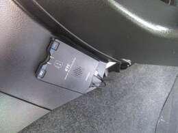 ETC車載器装着されています☆高速道路でのお出かけには必須アイテムですよね☆