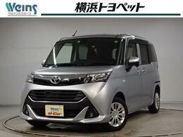 トヨタ タンク 1.0 X S ・Mナビ・バックカメラ