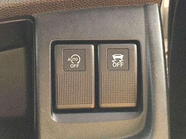 アイドリングストップ機能&横滑り防止装置搭載!エコと予防安全装備が充実!