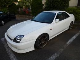 ホンダ プレリュード 2.2 SiR タイプS 外装白色全塗装・マフラー・車高調・整備