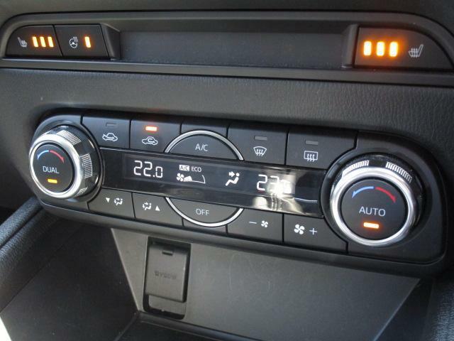 エアコンは1度温度を設定しておくだけで車内を快適にしてくれる優れものです!