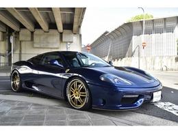 フェラーリ 360モデナ F1 弊社管理車輌 弊社整備点検 記録付き