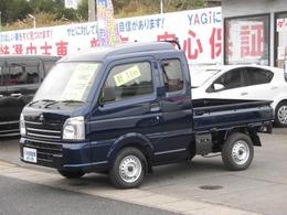 スズキ キャリイ 660 スーパーキャリイ L 3方開 4WD ワンオーナー パワステ エアコン
