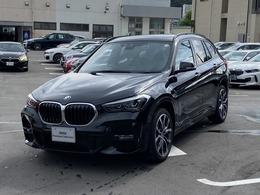 BMW X1 xドライブ 18d Mスポーツ 4WD スペアキー有 定期点検記録簿付