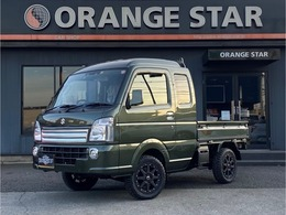 スズキ キャリイ 660 スーパーキャリイ X 3方開 4WD 走行距離15km 3インチアップ 車検適合