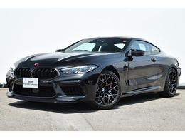 BMW M8 コンペティション 4WD ブラックレザーシート Harman/Kardon