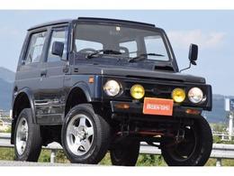 スズキ ジムニー 660 ワイルドウインド リミテッド 4WD JA11V改 公認リフトアップ MT