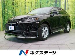 トヨタ ハリアー 2.0 S 未使用車 新型ディスプレイオーディオ