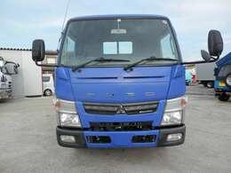 H23 三菱 キャンター 11尺 平ボディ 積載3000kg 走行140300km ボディ内寸長さ3500 幅1790 高さ380