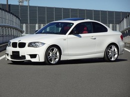 BMW 1シリーズクーペ 135i 6速MT サンルーフ 後期モデル KW車高調