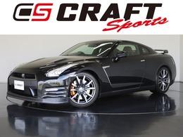 日産 GT-R 3.8 ブラックエディション 4WD 14モデル 1オーナー 禁煙車 特別塗装色