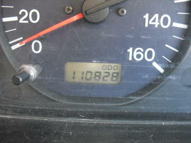 走行数は11万キロを超えた所ですがマツダディーゼルエンジンは好調を維持しております