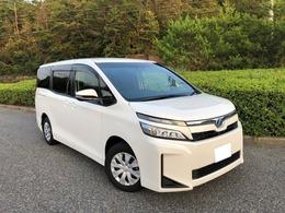 トヨタ ヴォクシー 2.0 X サイドリフトアップシート装着車 ワンオーナー フール装備 両側電動禁煙車