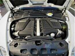 W型12気筒DOHC48バルブICツインターボ