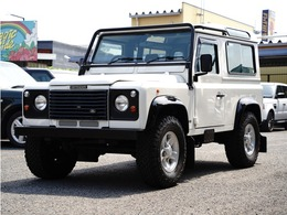 ランドローバー ディフェンダー 90 4WD 50周年記念車