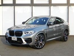 BMW X4 M コンペティション 4WD 黒革電動シート HUD 全方位カメラ ACC