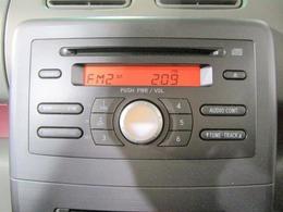 ★純正CDステレオ・ラジオ付きです♪またお客様のライフスタイルにあった各種ナビ&TV・ドライブレコーダーなど付ける事も出来ます♪是非一度ポイント5鈴鹿店にお問い合わせ下さい♪用品販売や取付もお値打ち