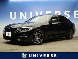 BMW 5シリーズ 523d Mスポーツ ディーゼルターボ イノベーションPKG ハイラインPKG 黒革